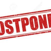 Boycott on 8 Dec Postponed