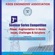 Iddukki and Muvattupuzha unit Jointly conduct the seminar series at Viswajyothi College of Engineering, Vazhakkulam on 20.01.2016.