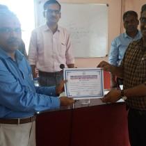 Silver plus Scheme Certificate
