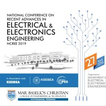 National Conference at MBCET, Kuttikkanam in Association with KSEBEA-NCREEE-19